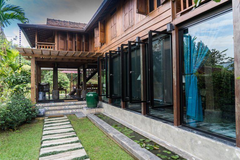 Chantra Khiri Chalet : Roichan Villa