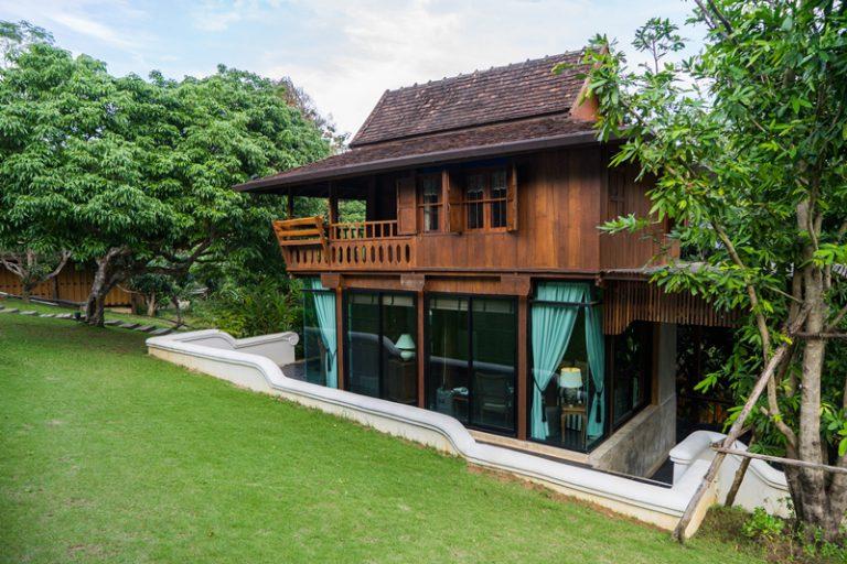 Chantra Khiri Chalet : Chan Sri Villa