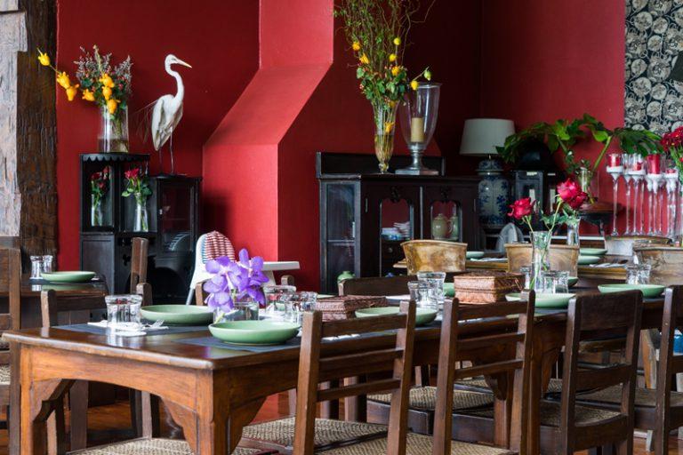 Chantra Khiri Chalet : Chantra Khiri Restaurant