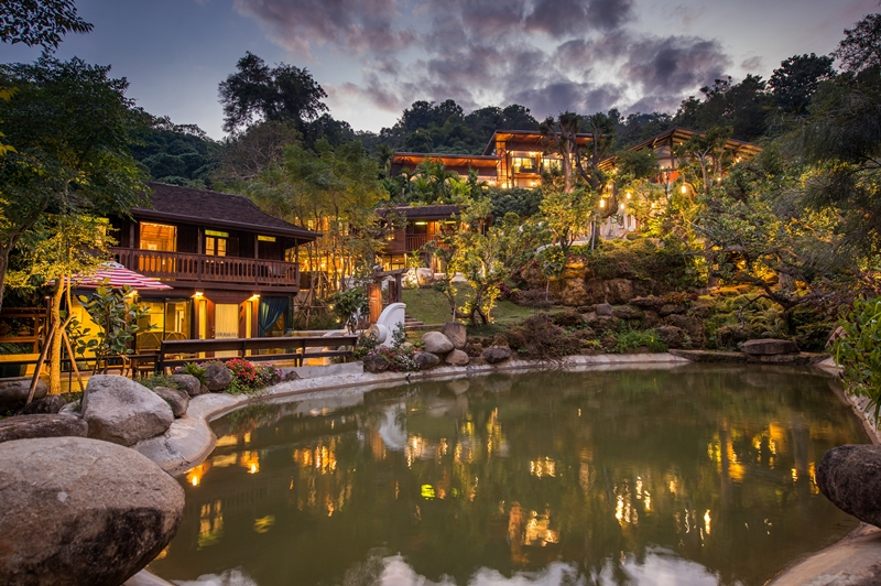 Chantra Khiri Chalet : The Founder